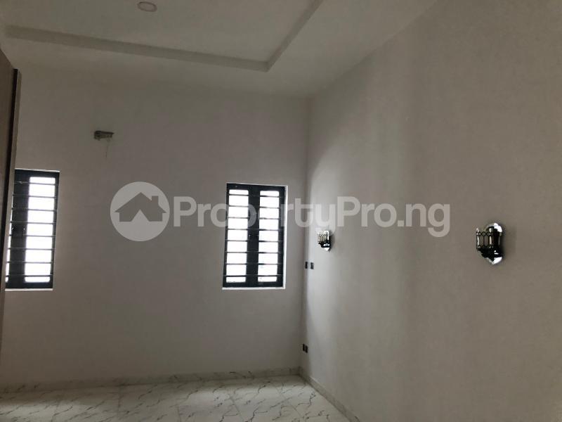 4 bedroom Semi Detached Duplex House for sale Chevy view Estate  chevron Lekki Lagos - 21