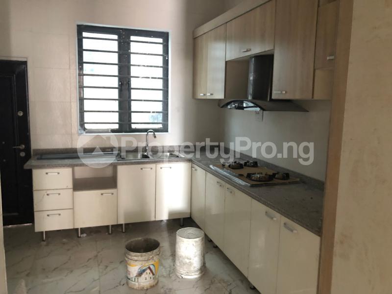 4 bedroom Semi Detached Duplex House for sale Chevy view Estate  chevron Lekki Lagos - 4
