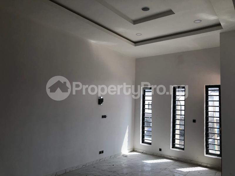 4 bedroom Semi Detached Duplex House for sale Chevy view Estate  chevron Lekki Lagos - 18