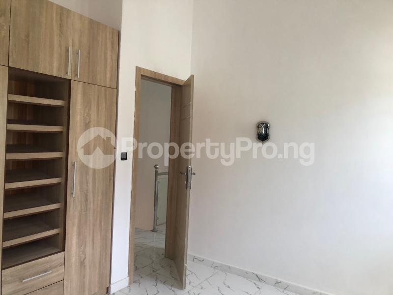 4 bedroom Semi Detached Duplex House for sale Chevy view Estate  chevron Lekki Lagos - 10