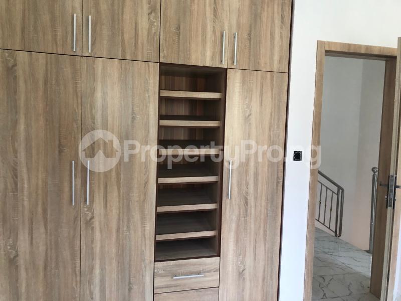 4 bedroom Semi Detached Duplex House for sale Chevy view Estate  chevron Lekki Lagos - 11