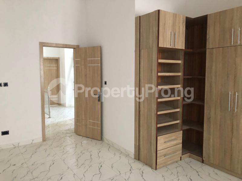 4 bedroom Semi Detached Duplex House for sale Chevy view Estate  chevron Lekki Lagos - 23