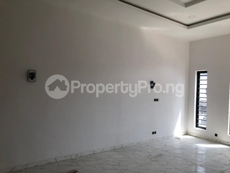 4 bedroom Semi Detached Duplex House for sale Chevy view Estate  chevron Lekki Lagos - 17