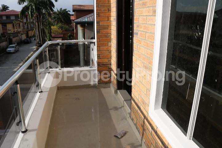 4 bedroom Semi Detached Duplex House for sale Ikota Villa Estate Lekki Lagos - 36