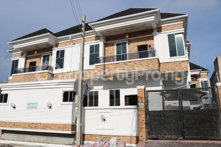 4 bedroom Semi Detached Duplex House for sale Ikota Villa Estate Lekki Lagos - 2