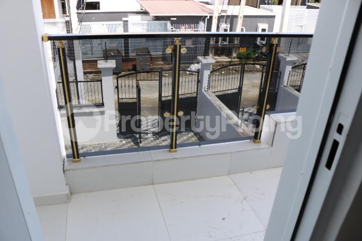 4 bedroom Semi Detached Duplex House for sale Osapa london Lekki Lagos - 38
