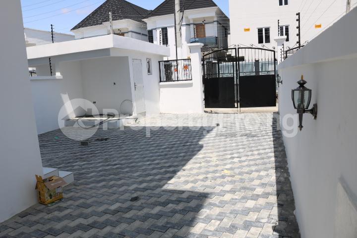 4 bedroom Semi Detached Duplex House for sale Osapa london Lekki Lagos - 3