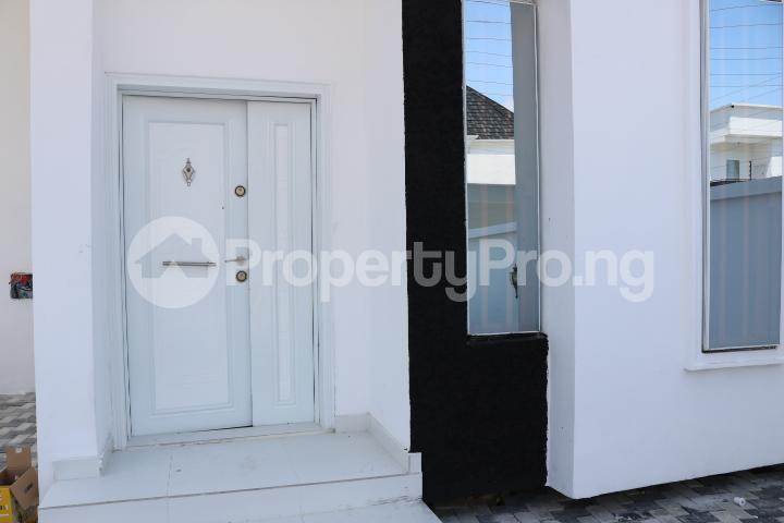 4 bedroom Semi Detached Duplex House for sale Osapa london Lekki Lagos - 5