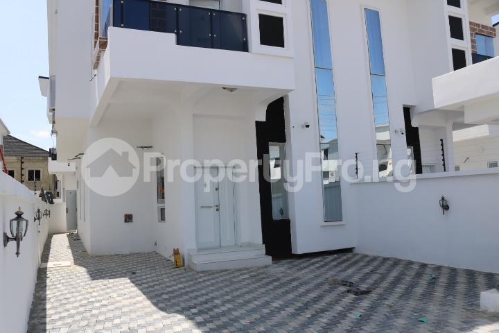 4 bedroom Semi Detached Duplex House for sale Osapa london Lekki Lagos - 4