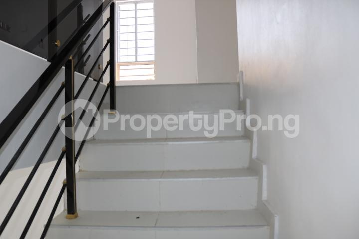 4 bedroom Semi Detached Duplex House for sale Osapa london Lekki Lagos - 26
