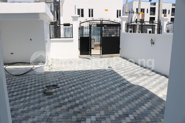 4 bedroom Semi Detached Duplex House for sale Osapa london Lekki Lagos - 50