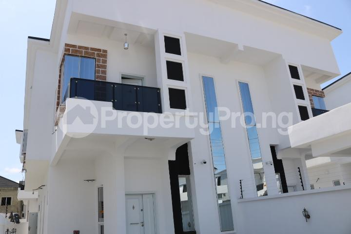 4 bedroom Semi Detached Duplex House for sale Osapa london Lekki Lagos - 1