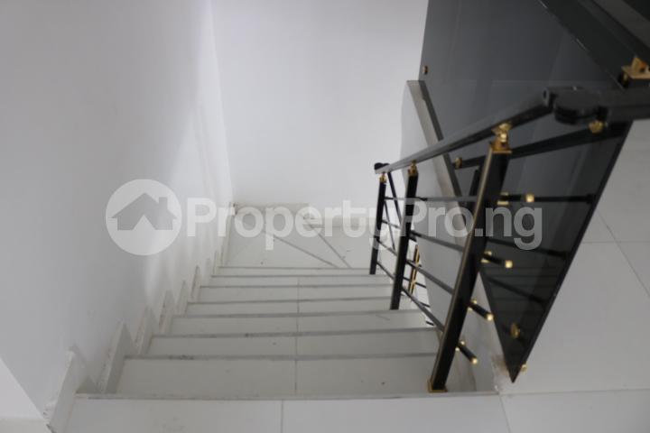 4 bedroom Semi Detached Duplex House for sale Osapa london Lekki Lagos - 48