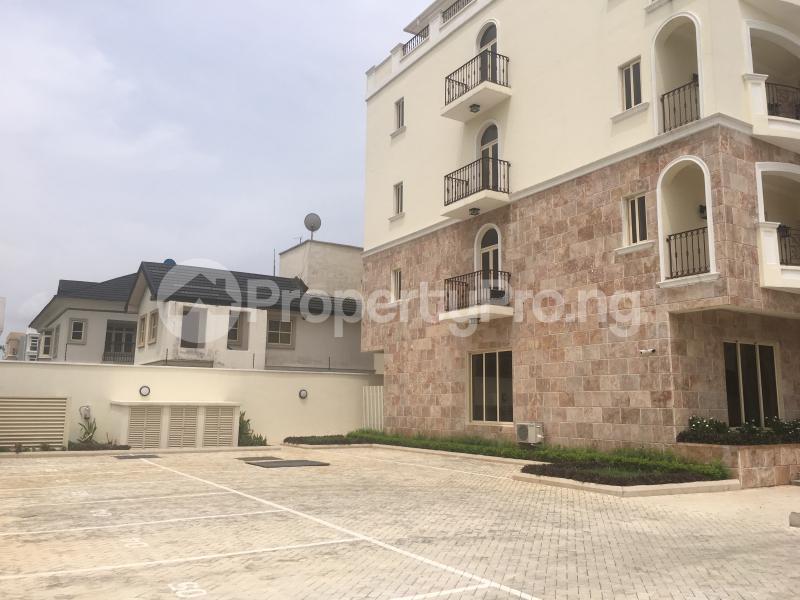 3 bedroom Massionette House for rent Banana Island, Ikoyi Lagos Banana Island Ikoyi Lagos - 2