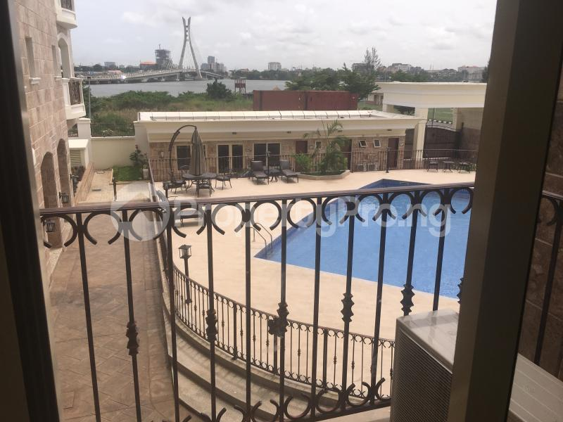 3 bedroom Massionette House for rent Banana Island, Ikoyi Lagos Banana Island Ikoyi Lagos - 6