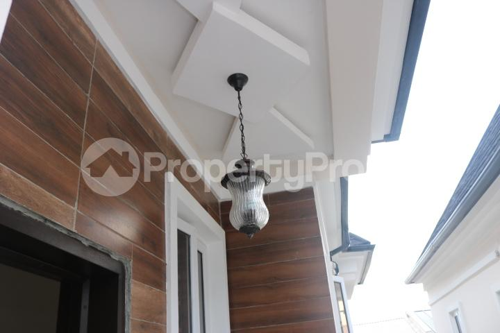 4 bedroom Semi Detached Duplex House for sale Ikota Villa Estate Ikota Lekki Lagos - 37