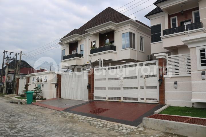 4 bedroom Semi Detached Duplex House for sale Ikota Villa Estate Ikota Lekki Lagos - 0