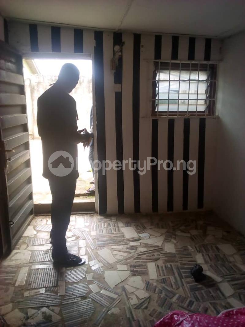 1 bedroom mini flat  Self Contain Flat / Apartment for rent Jonathan Coker Fagba Agege Lagos - 1