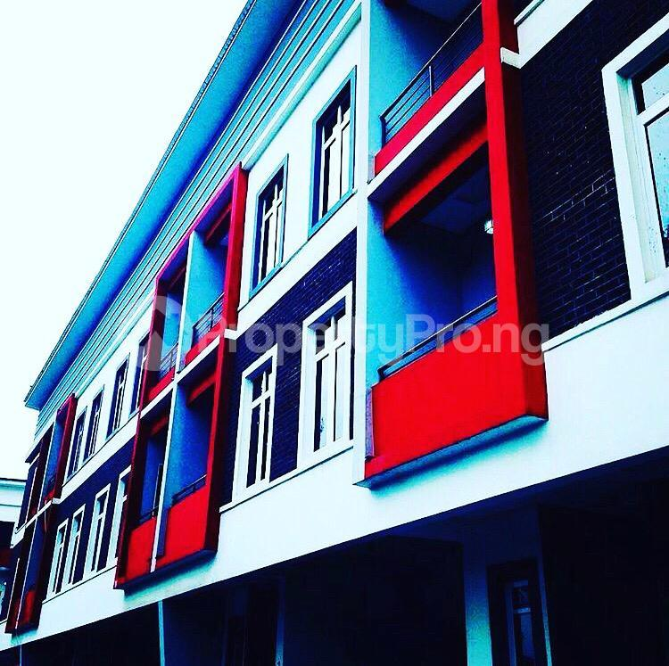 Terraced Bungalow House for sale Park View Parkview Estate Ikoyi Lagos - 0