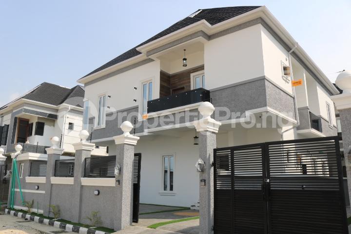 5 bedroom Detached Duplex House for sale Chevron chevron Lekki Lagos - 0