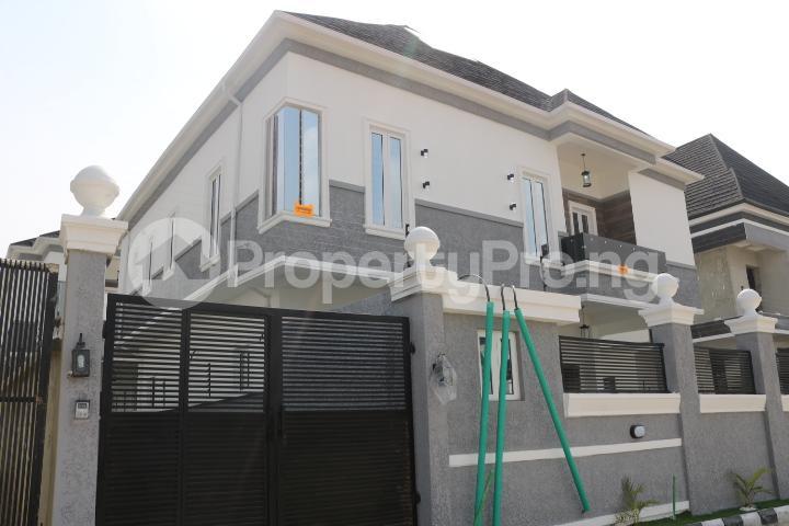 5 bedroom Detached Duplex House for sale Chevron chevron Lekki Lagos - 2
