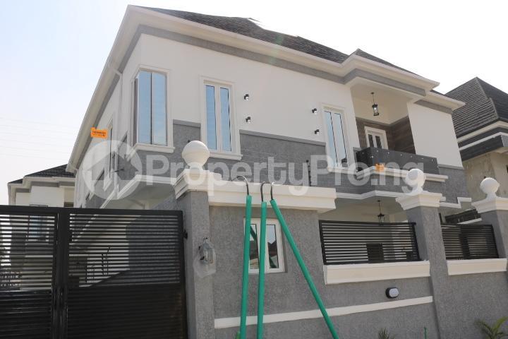 5 bedroom Detached Duplex House for sale Chevron chevron Lekki Lagos - 3
