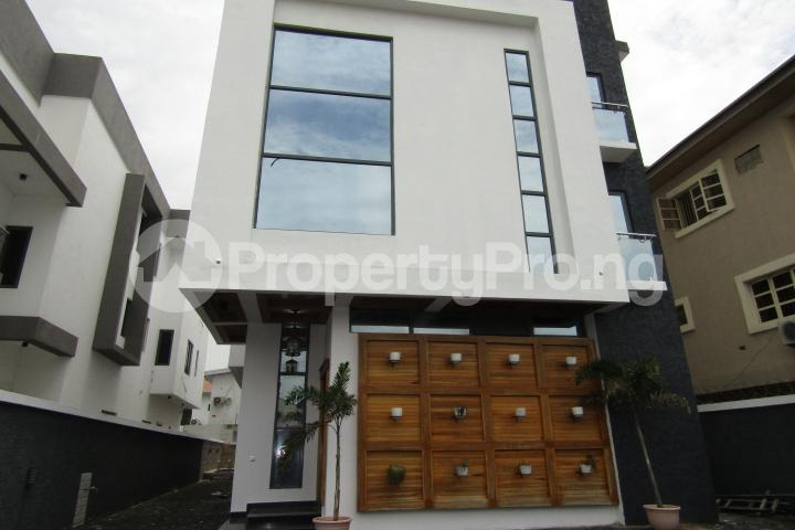 5 bedroom Detached Duplex House for sale Lekki Phase 1 Lekki Lagos - 0