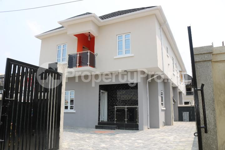 3 bedroom Semi Detached Duplex House for sale . Thomas estate Ajah Lagos - 1