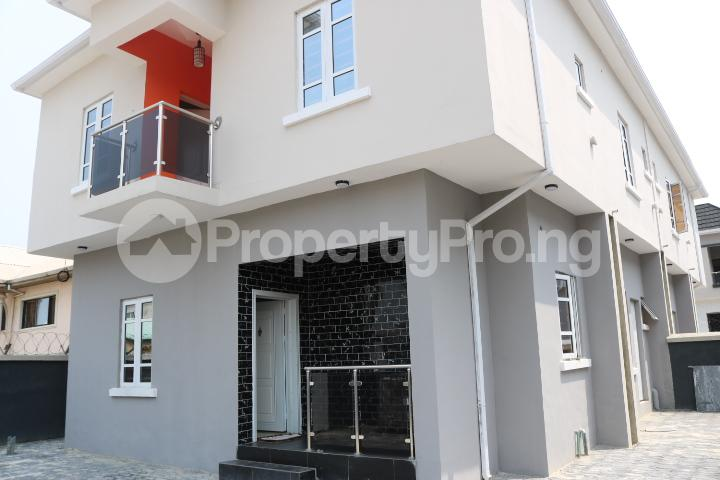3 bedroom Semi Detached Duplex House for sale . Thomas estate Ajah Lagos - 2