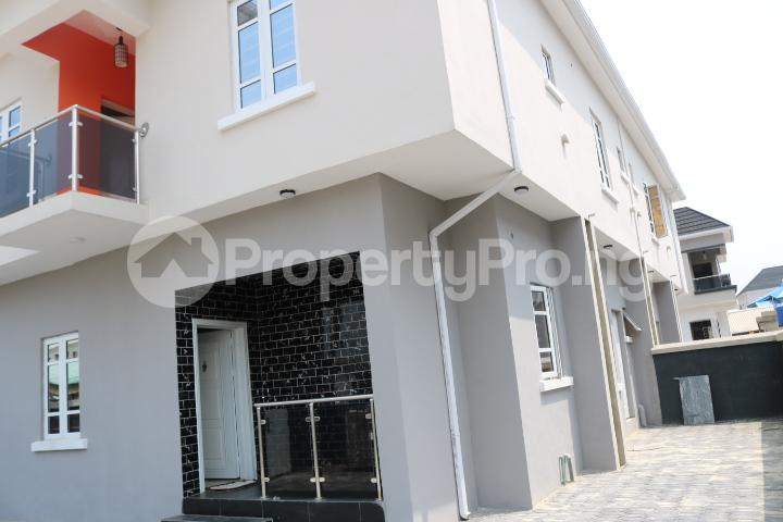 3 bedroom Semi Detached Duplex House for sale . Thomas estate Ajah Lagos - 3