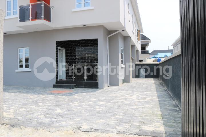 3 bedroom Semi Detached Duplex House for sale . Thomas estate Ajah Lagos - 4