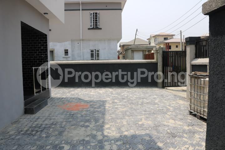 3 bedroom Semi Detached Duplex House for sale . Thomas estate Ajah Lagos - 7