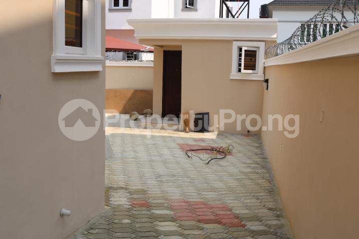 4 bedroom Detached Duplex House for sale Peninsula Garden Estate Peninsula Estate Ajah Lagos - 10