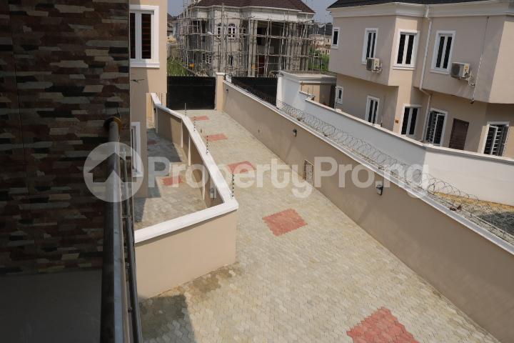 4 bedroom Detached Duplex House for sale Peninsula Garden Estate Peninsula Estate Ajah Lagos - 50