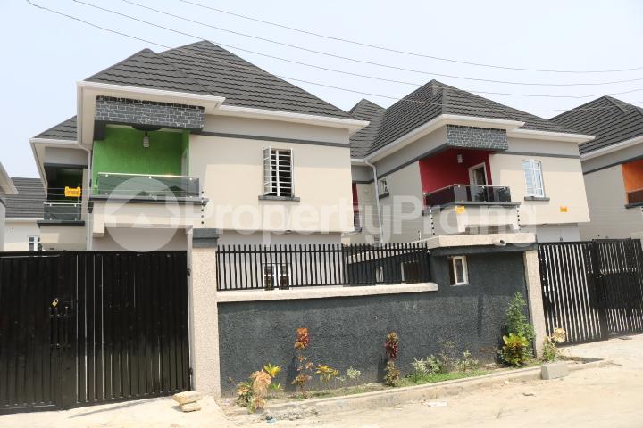 4 bedroom Detached Duplex House for sale Thomas estate Thomas estate Ajah Lagos - 1