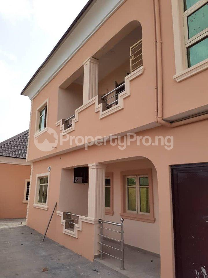 3 bedroom Blocks of Flats House for rent FAGBA Iju Lagos - 1
