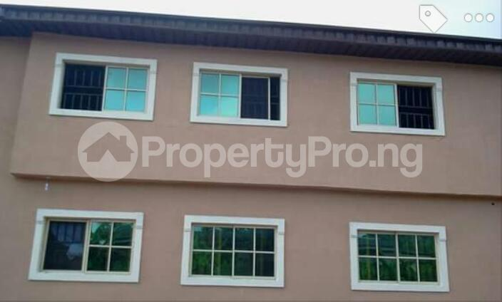 3 bedroom Mini flat Flat / Apartment for rent Close to Henson demonstration group of school off lucky way Ikpoba hill Benin city  Oredo Edo - 15