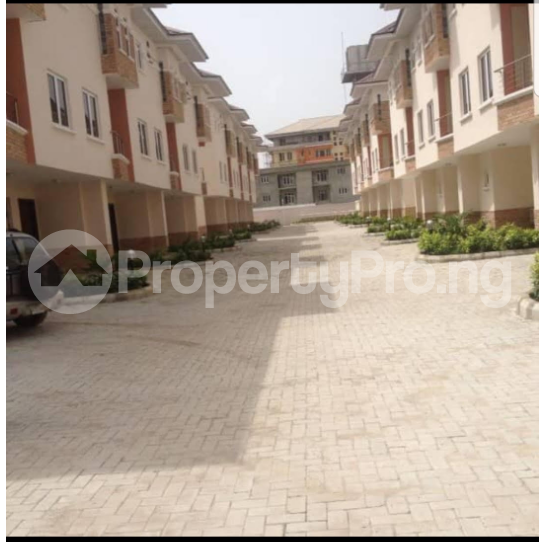 4 bedroom Terraced Duplex House for rent chevron tollgate chevron Lekki Lagos - 1
