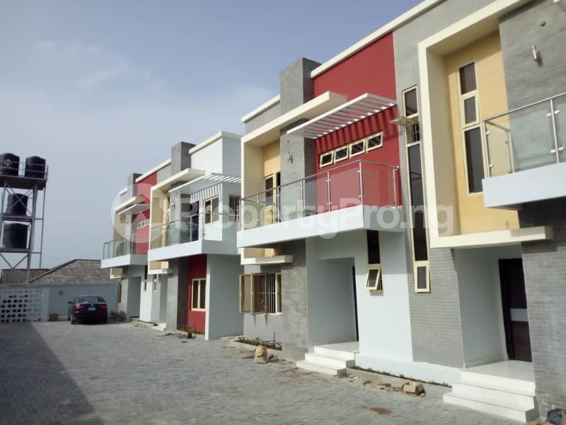 3 bedroom Terraced Duplex House for sale Ilasan  Ilasan Lekki Lagos - 2