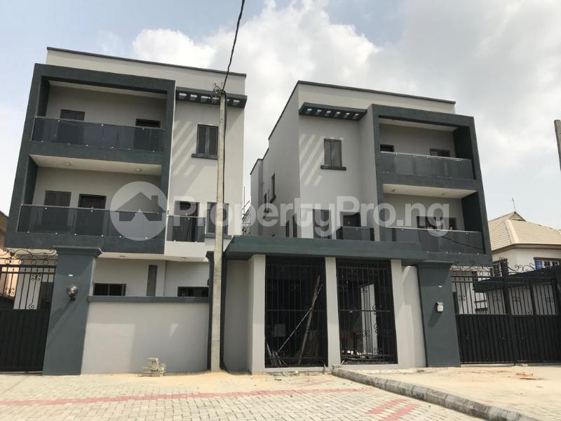4 bedroom Detached Duplex House for sale Close To Visa Center Lekki Phase 1 Lekki Lagos - 0