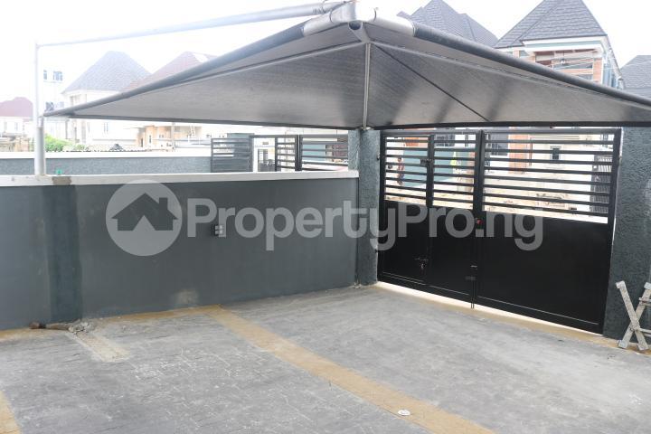 4 bedroom Detached Duplex House for rent Ikota Villa Estate Ikota Lekki Lagos - 8