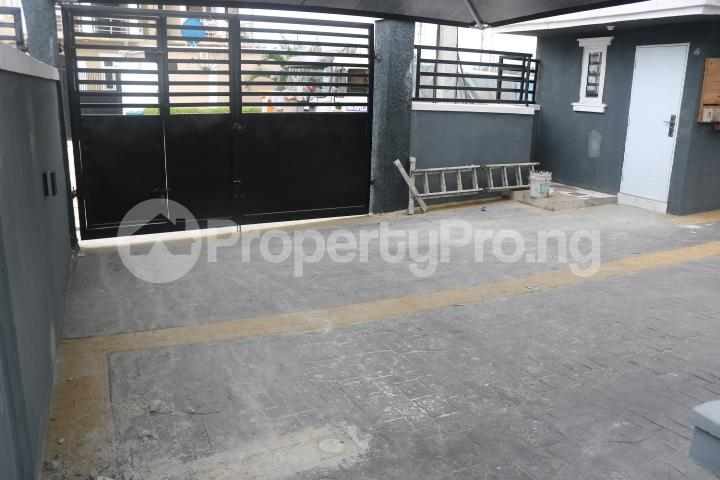 4 bedroom Detached Duplex House for rent Ikota Villa Estate Ikota Lekki Lagos - 4