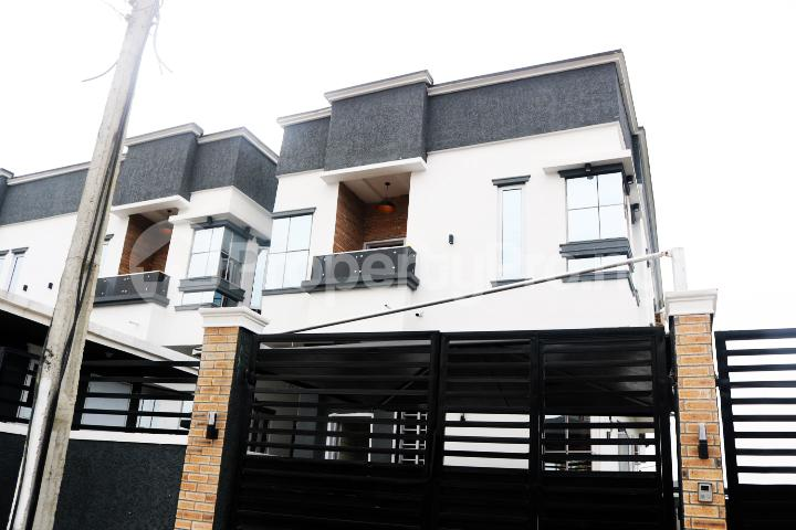4 bedroom Detached Duplex House for rent Ikota Villa Estate Ikota Lekki Lagos - 1