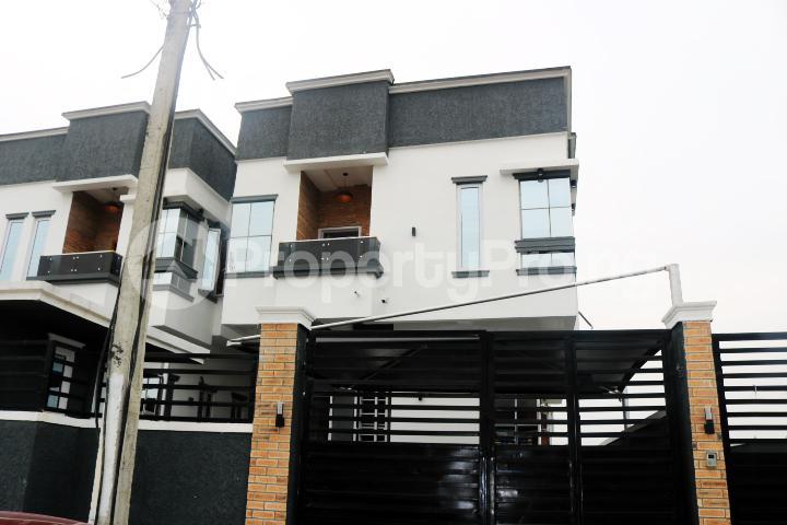 4 bedroom Detached Duplex House for rent Ikota Villa Estate Ikota Lekki Lagos - 0