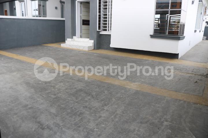 4 bedroom Detached Duplex House for rent Ikota Villa Estate Ikota Lekki Lagos - 3