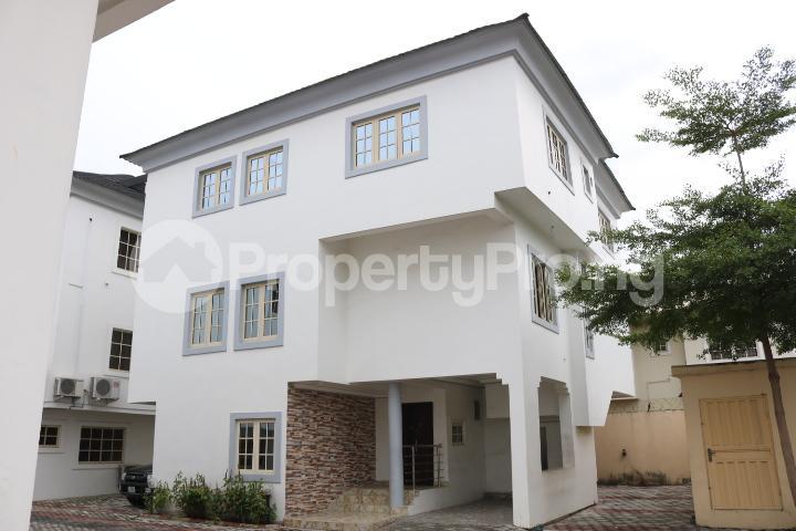 4 bedroom Detached Duplex House for sale Oniru Victoria Island Lagos - 0