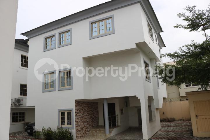 4 bedroom Detached Duplex House for sale Oniru Victoria Island Lagos - 1