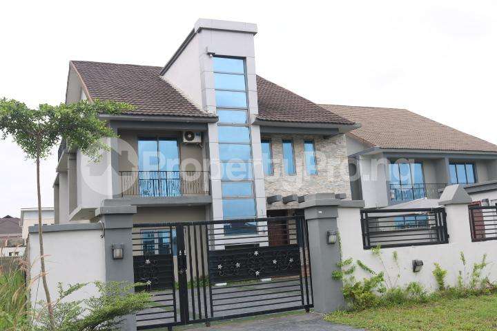 5 bedroom Detached Duplex House for sale Pinnock Beach Estate Osapa london Lekki Lagos - 3