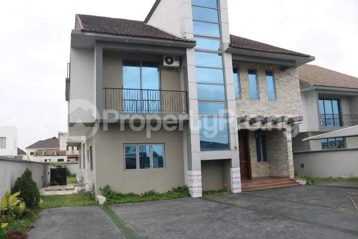 5 bedroom Detached Duplex House for sale Pinnock Beach Estate Osapa london Lekki Lagos - 6