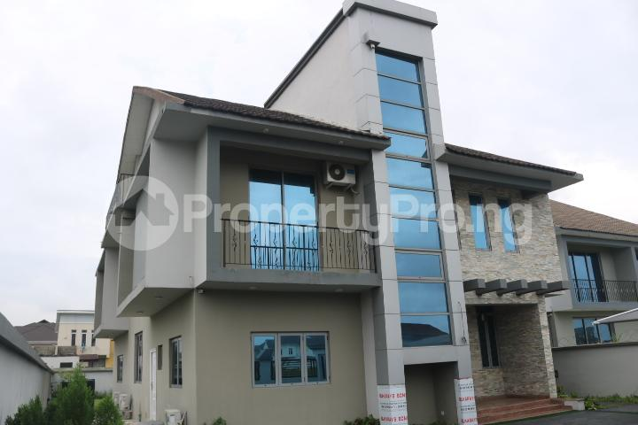 5 bedroom Detached Duplex House for sale Pinnock Beach Estate Osapa london Lekki Lagos - 1